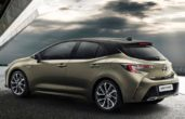 2020 Toyota Auris Updates Hybrid Engine