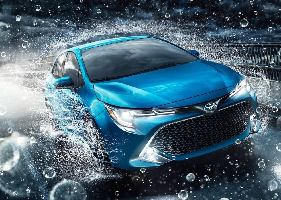 2020 Toyota Auris or Corolla Hatchback Redesign and Changes