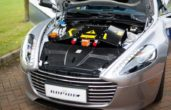 2019 Aston Martin RapidE E Charging Time