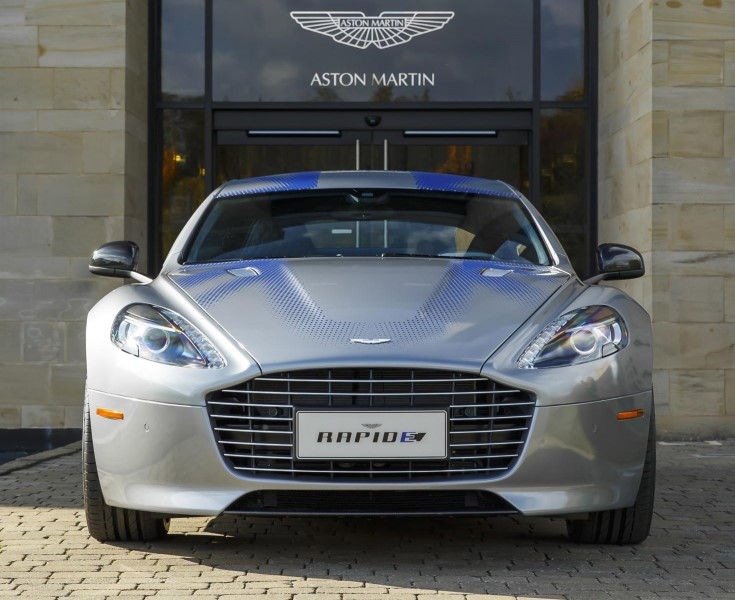 2019 Aston Martin RapidE E Price & Availability