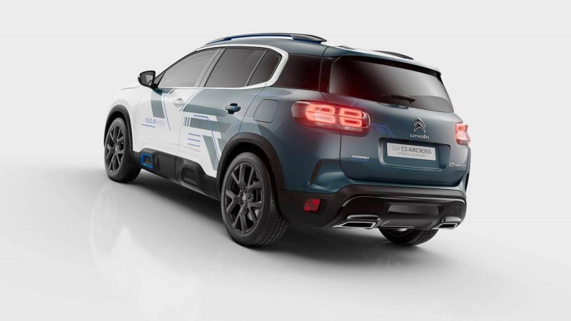 2019 Citroen C5 Aircross Hybrid Price & Equipment