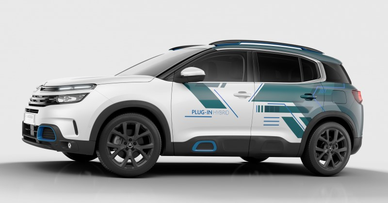 2019 Citroen C5 Aircross Hybrid Release date & Price