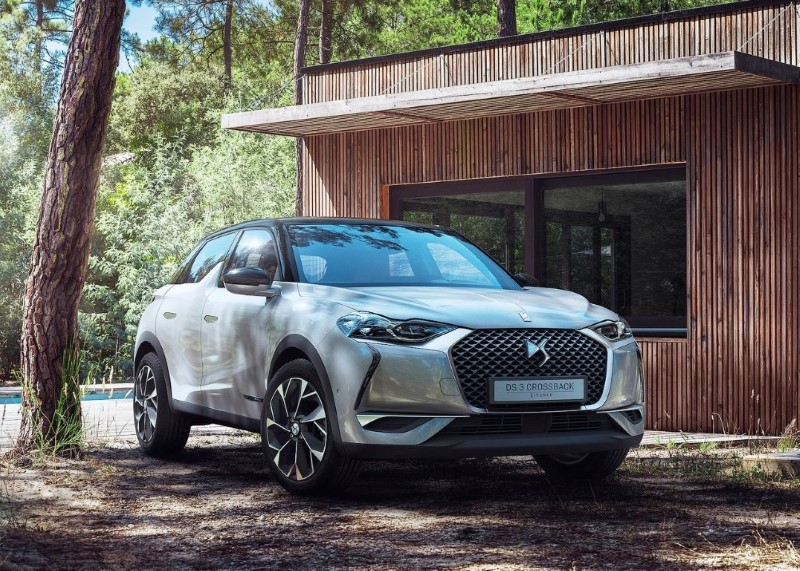 2020 DS3 Crossback Hybrid SUV Specifications