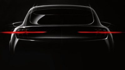 2020 Ford Electric SUV – Based on KUGA with 100% Electric