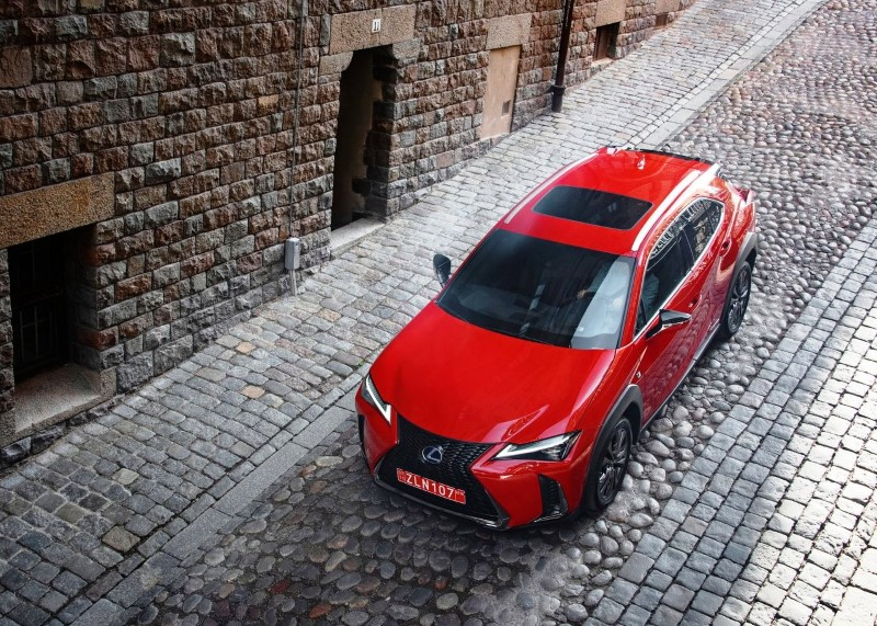2020 Lexus UX 250h Release Date and Price