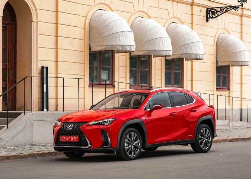 2020 Lexus UX 250h Specs & Equipment