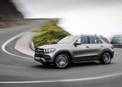 2020 Mercedes GLE: Official Specs & Photos of the New SUV