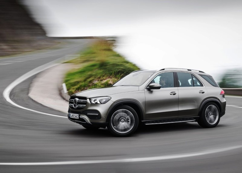 2020 Mercedes GLE Coupe SUV Release Date