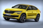 2020 Skoda Kodiaq GT Coupé - Upcoming SUV Coupe 2020