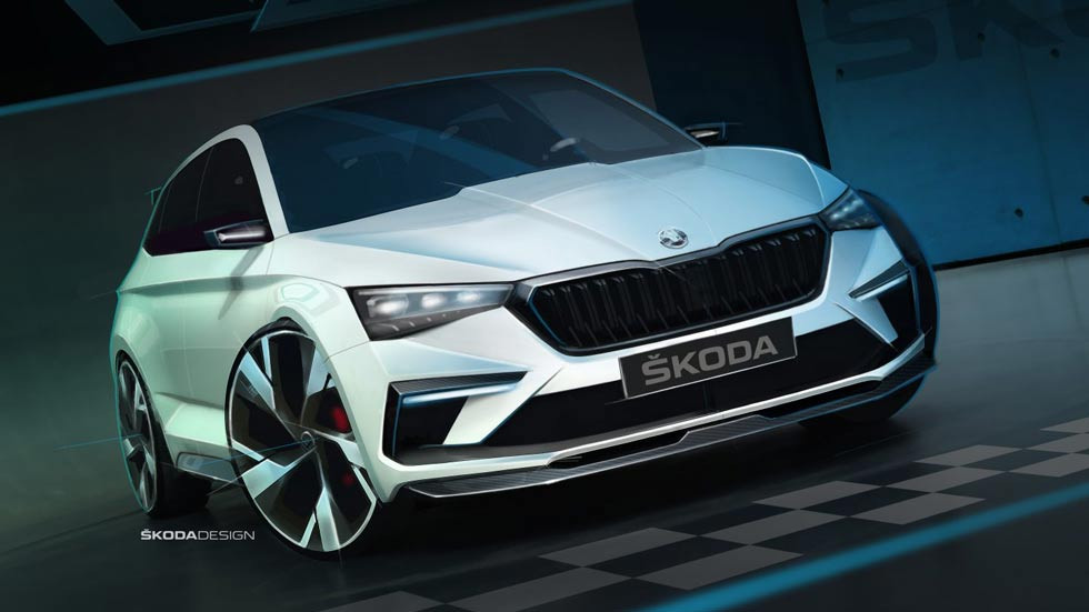 2020 Skoda Vision RS Preview - Specs, Design & Price