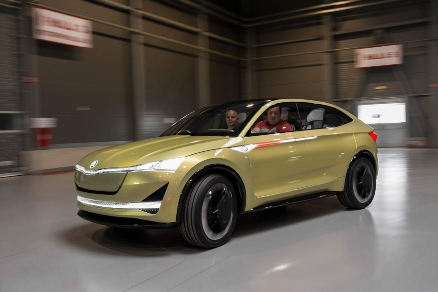 2020 Skoda Vision RS Price & Features