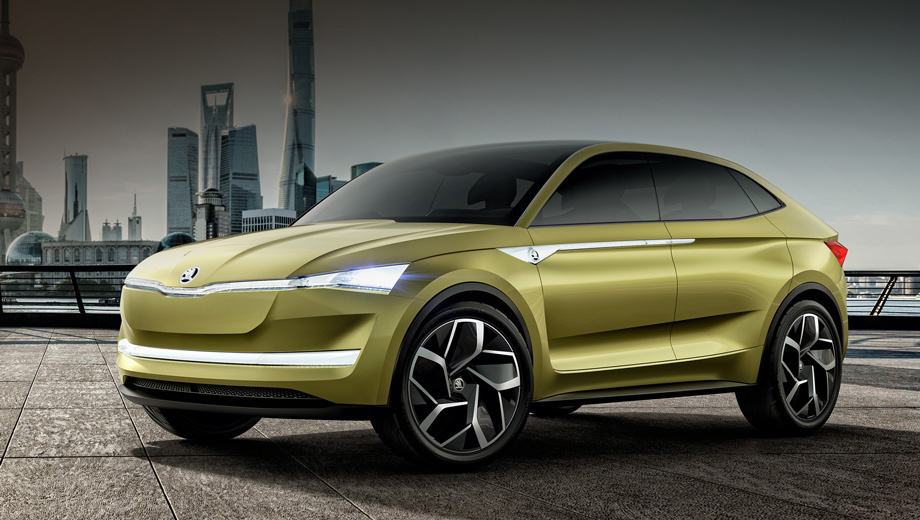 2020 Skoda Vision RS Release Date & Pricing