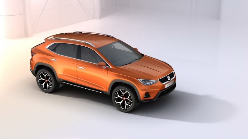 NEW SEAT CUV - Upcoming SUV Coupe 2020