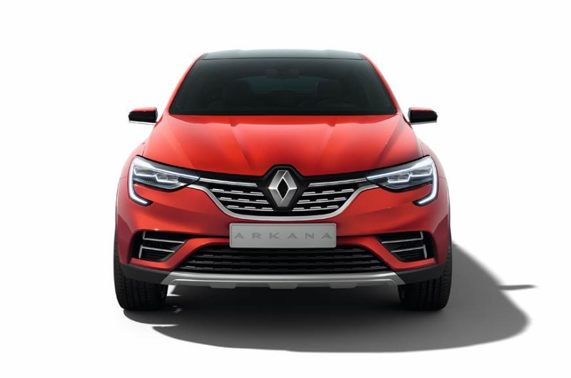 New Renault Arkana - Upcoming SUV Coupe 2020