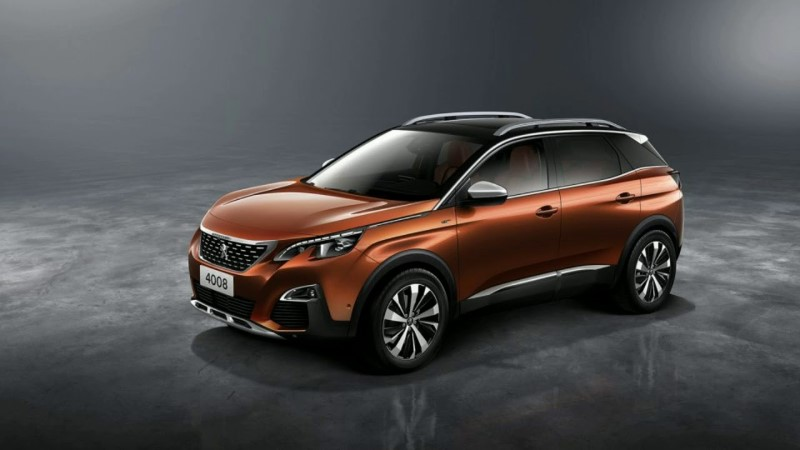 Peugeot 4008 - New Upcoming SUV Coupe 2020