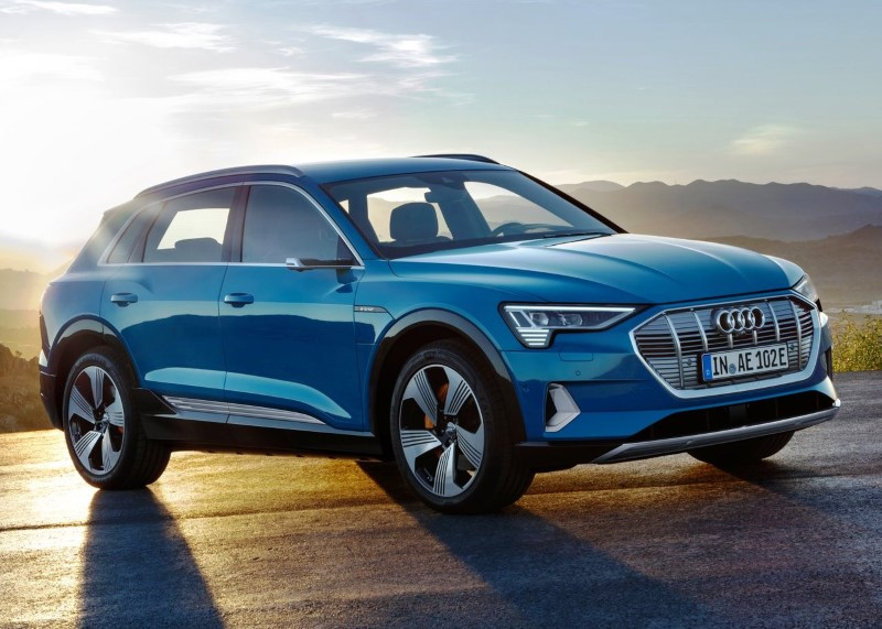 2020 Audi E-Tron Release Date and Price