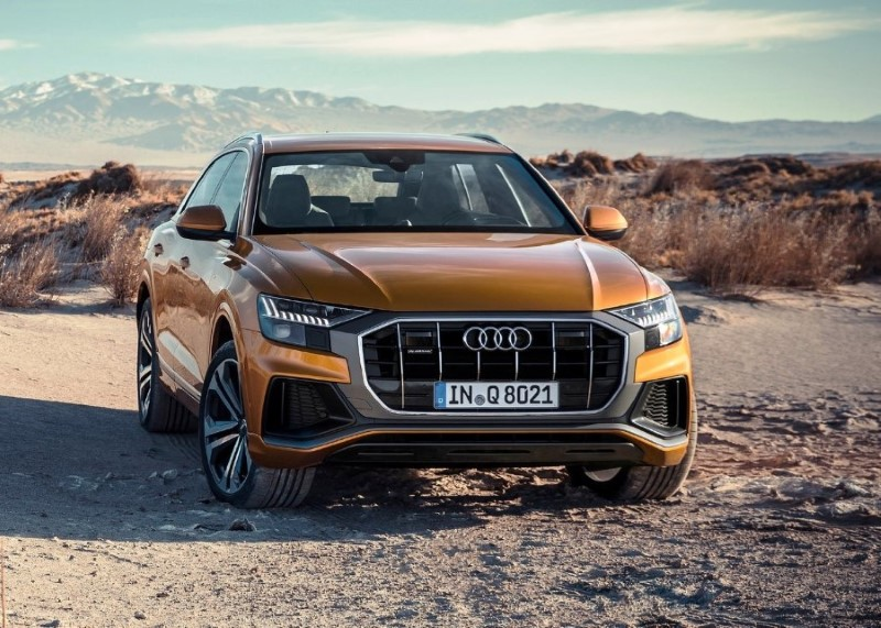 2020 Audi Q8 Electric Diesel SUV - Powerful and Efficient