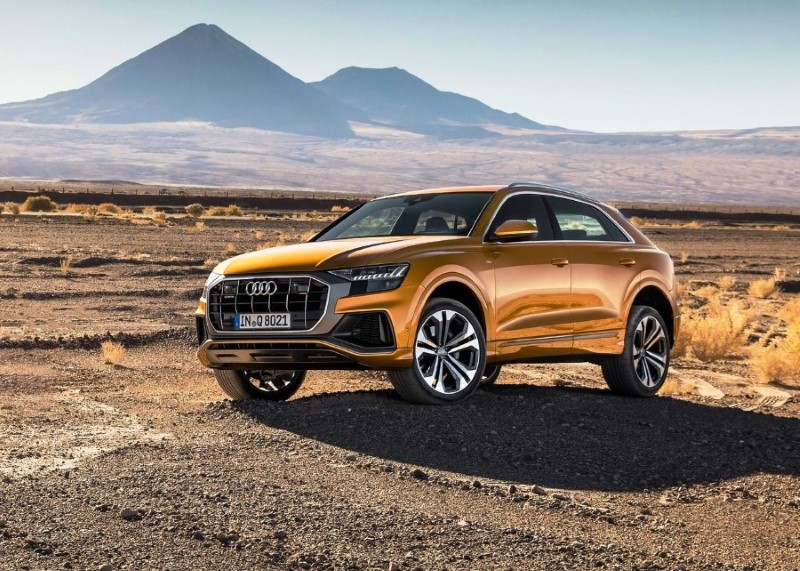 2020 Audi Q8 Hybrid Engine With Turbodiesel TDi