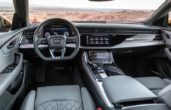 2020 Audi Q8 Interior Changes