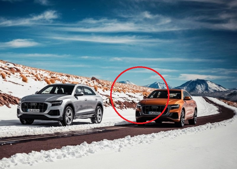 2020 Audi Q8 Great SUV, with ECO Label