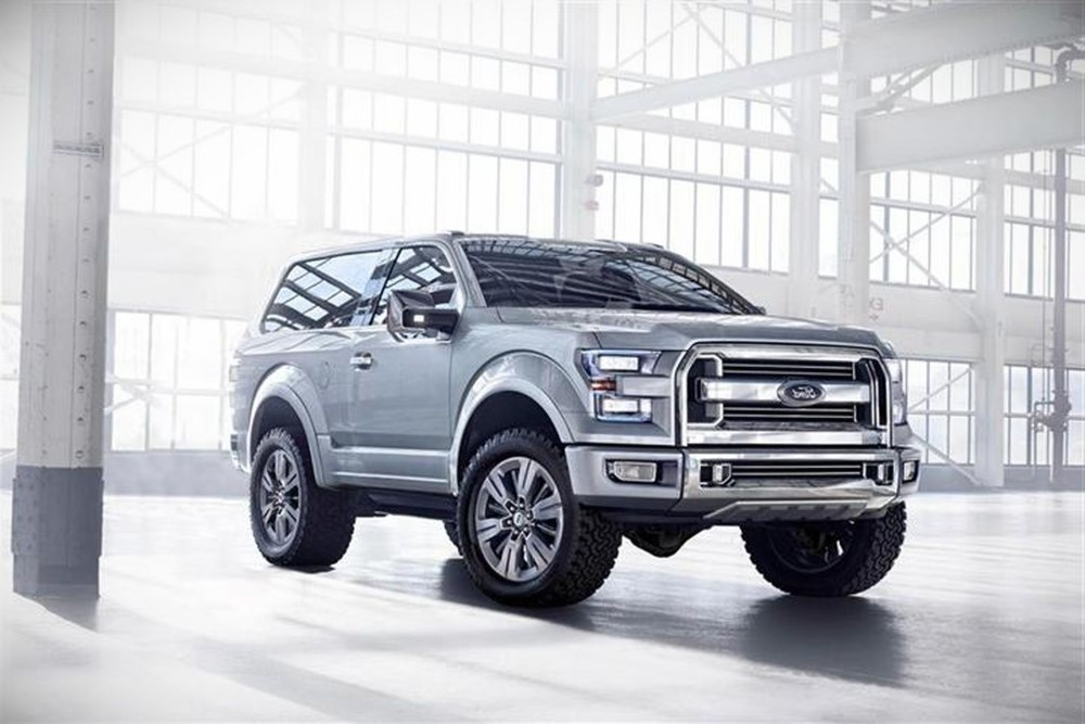 2020 Ford Bronco Raptor Specs
