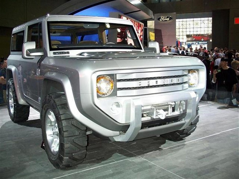 2020 Ford Bronco Release Date and Price