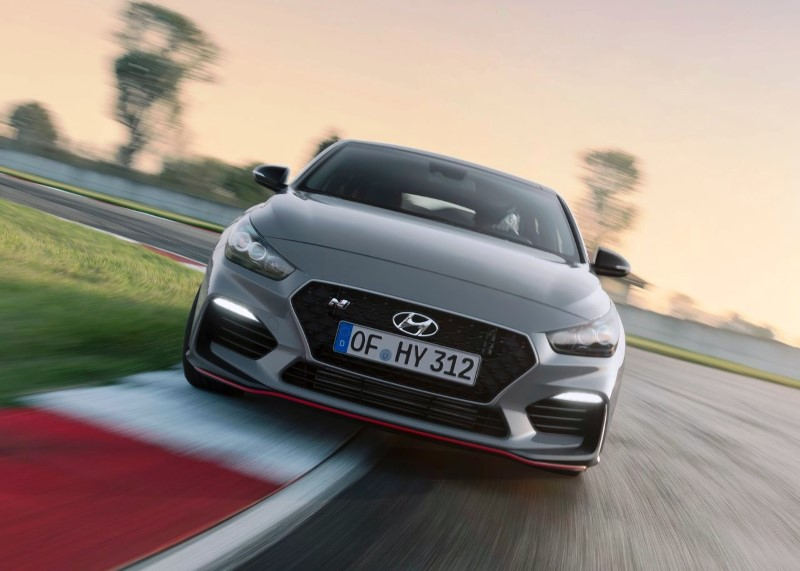 2020 Hyundai i30 Fastback N Accelerrations