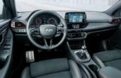 2020 Hyundai i30 Fastback N Interior Features