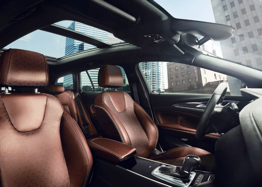 2020 Opel Insignia Interior Changes & Updates Interior