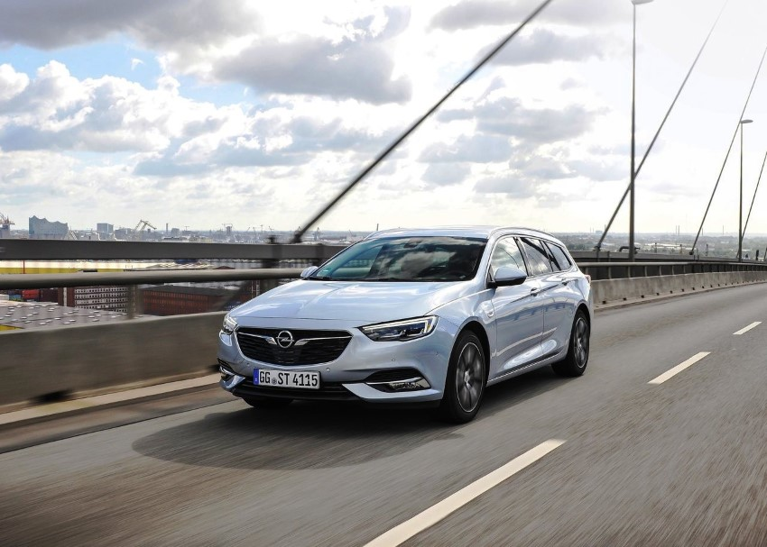 2020 Opel Insignia Redesign & Changes
