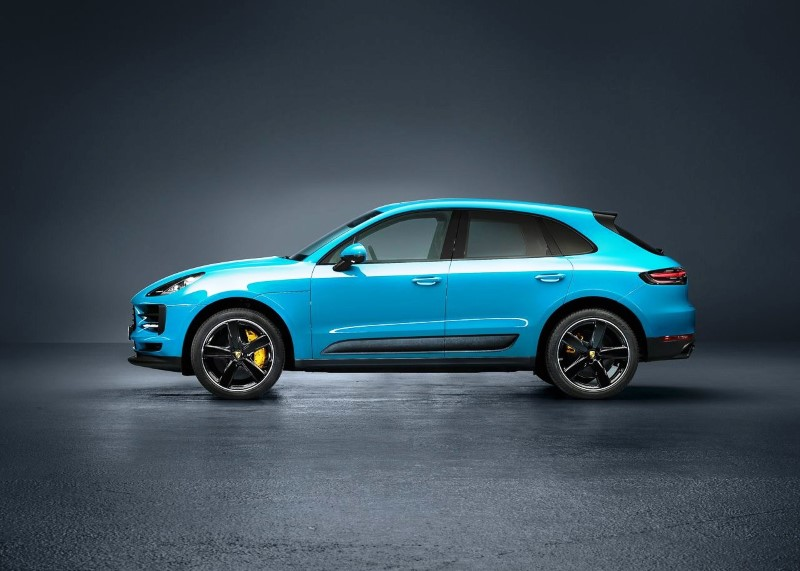 2020 Porsche Macan GTS Model Specs & Features