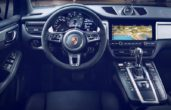 2020 Porsche Macan New Interior Features