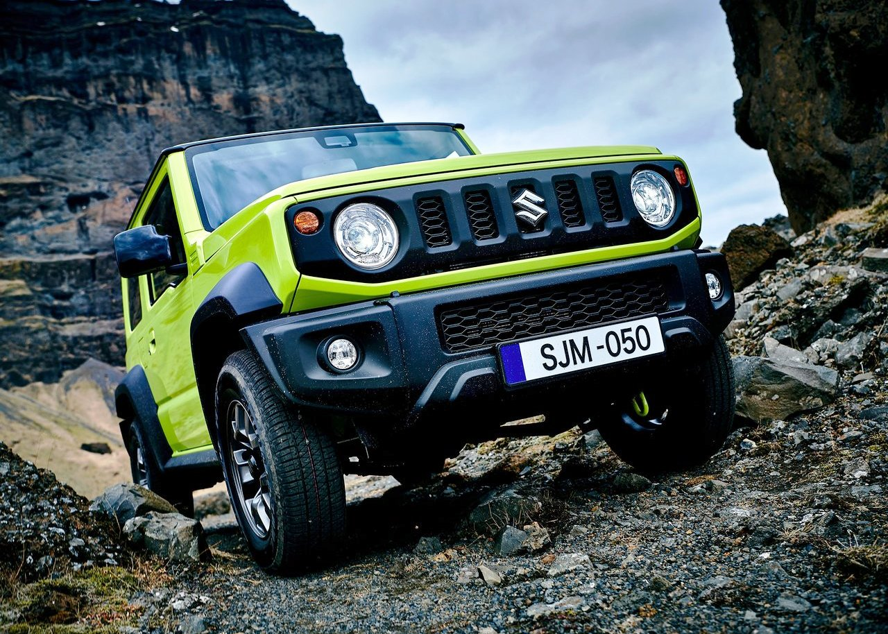 2020 Suzuki Jimny USA Price & Availability