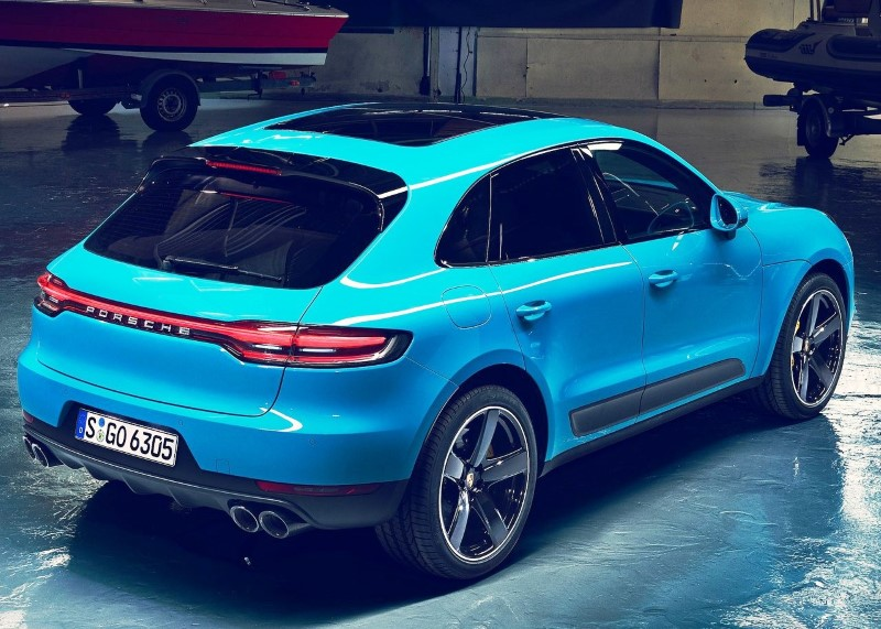 New Porsche Macan 2020 Model Price & Equipment