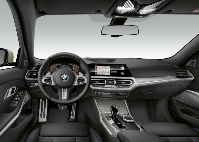 2020 BMW M340i xDrive Interior & Equipment