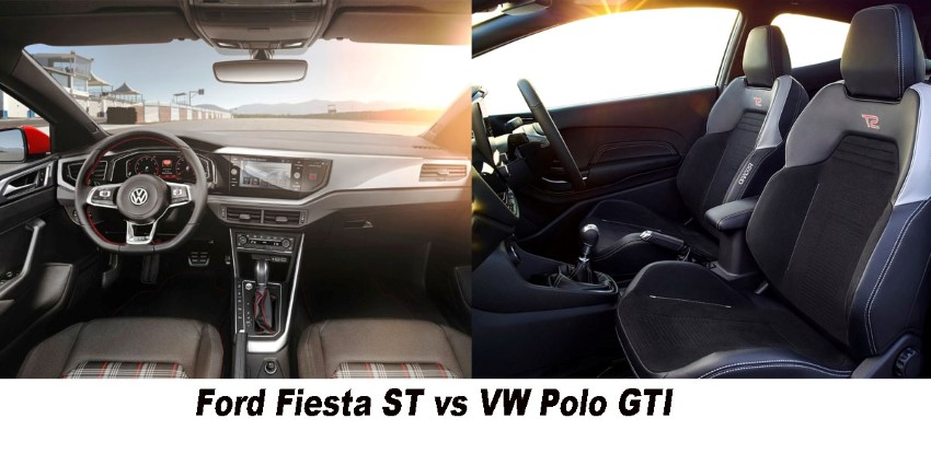 2020 Ford Fiesta ST vs VW Polo GTI - Exterior - Automotive Car News