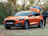 2020 Ford Focus Active 4X4 Active Park Assist Price