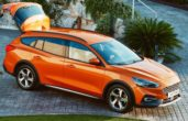 2020 Ford Focus Active Release Date & Cost