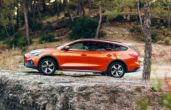 2020 Ford Focus Active Specs & Gas Mileage