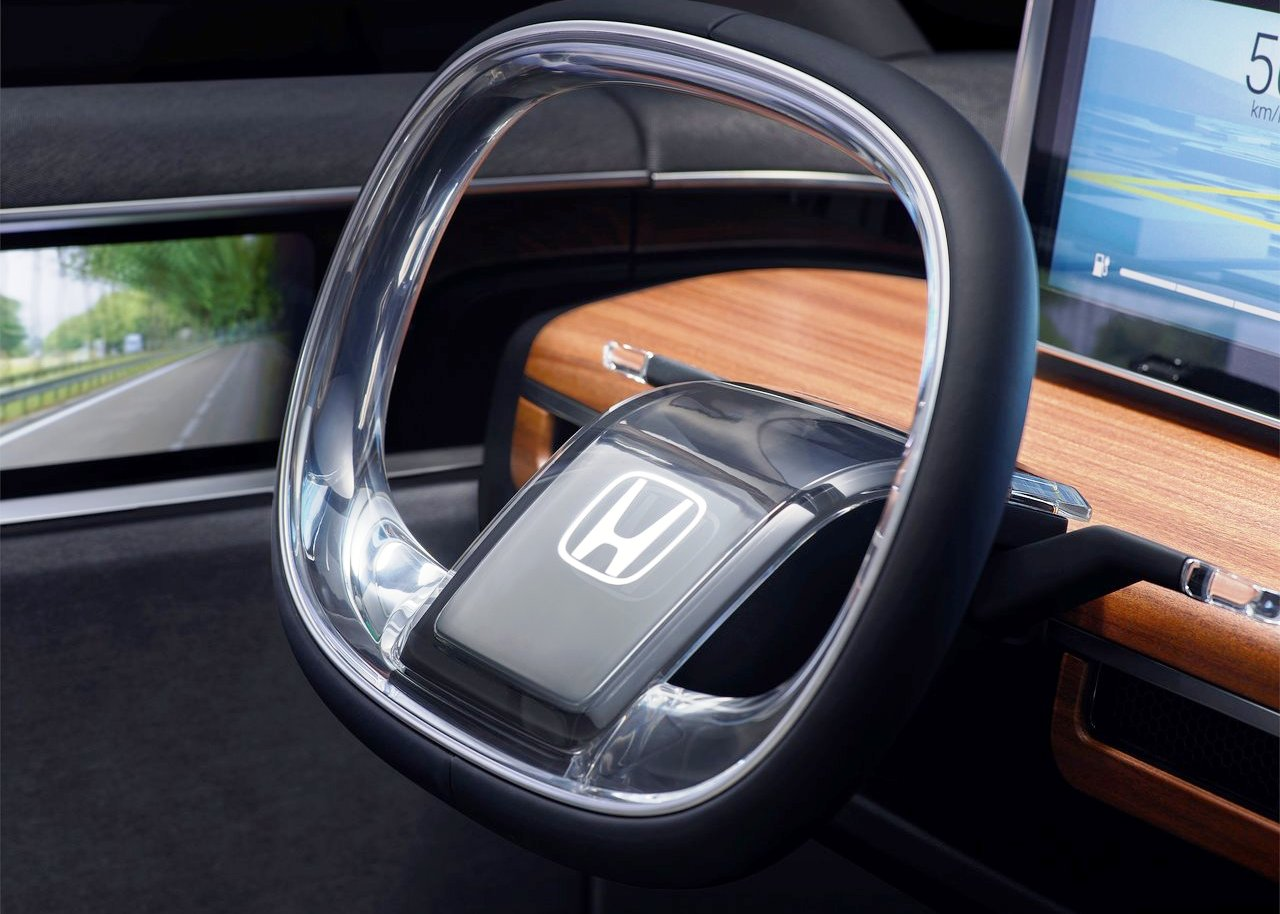 2020 Honda Urban EV Electric Vehicle
