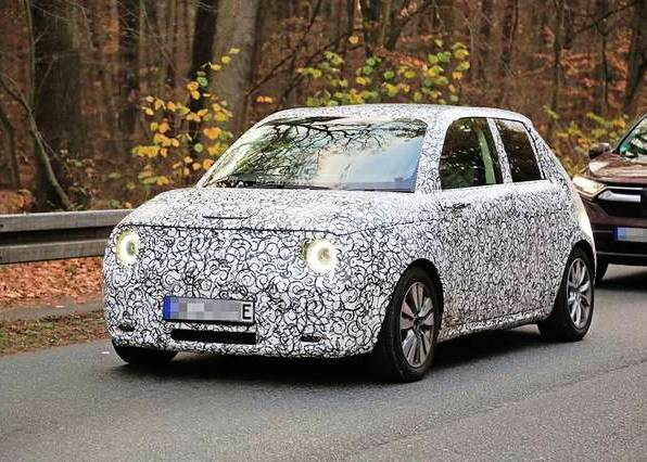 2020 Honda Urban EV First Test