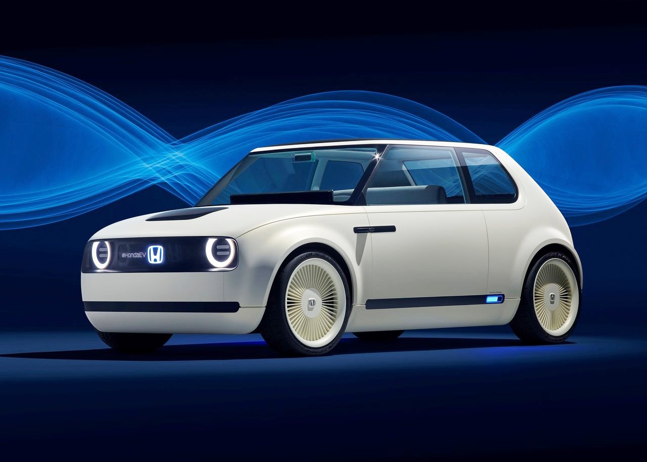 2020 Honda Urban EV Price & Availability