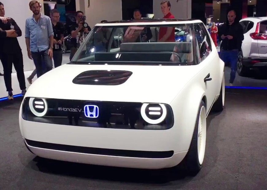 2020 Honda Urban EV Price in USA
