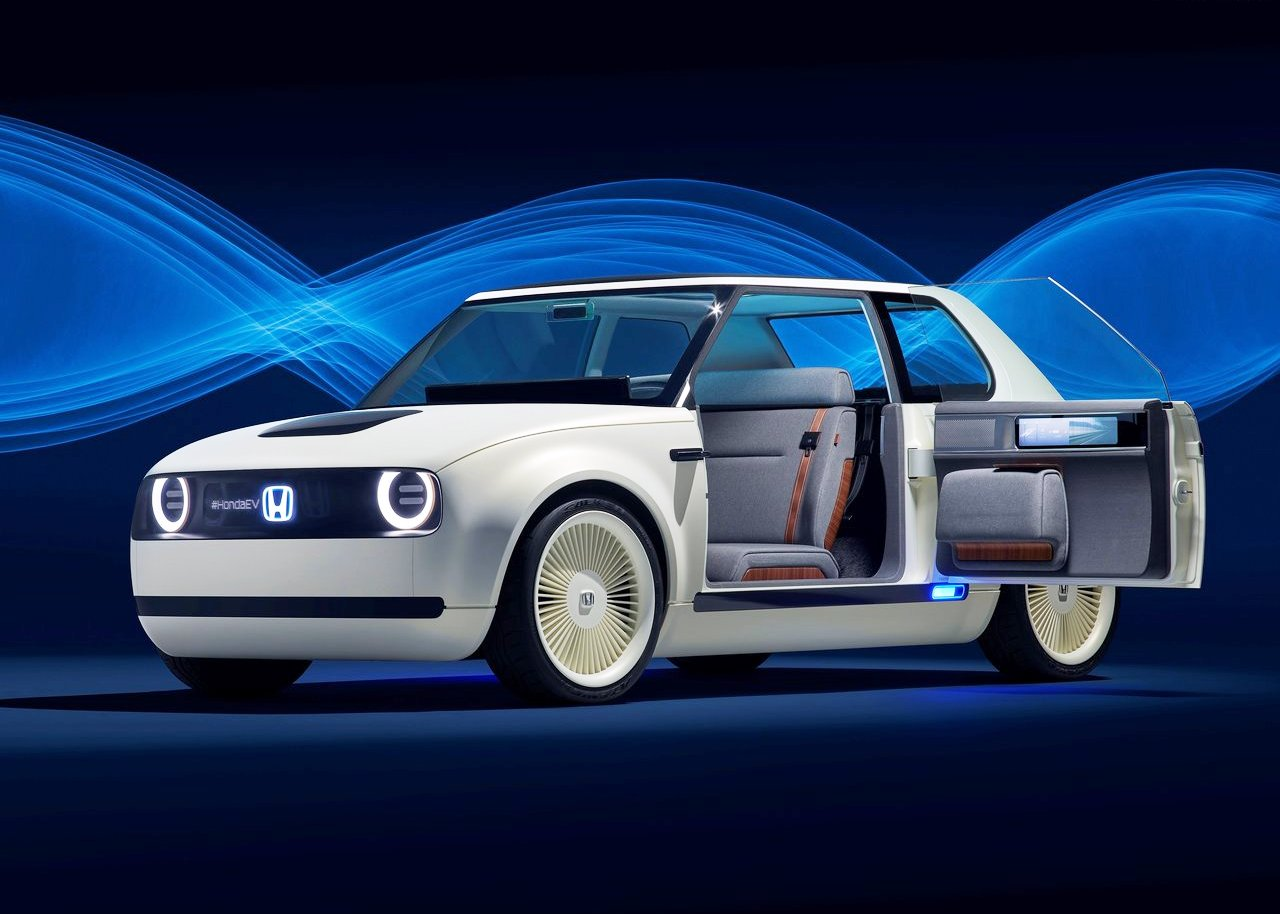 2020 Honda Urban EV USA Availability & Cost