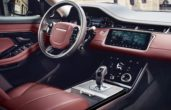 2020 Range Rover Evoque Interior Features