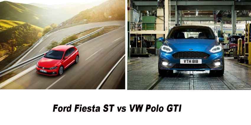 Ford Fiesta ST vs VW Polo GTI - Engine Performance & Gas Mileage