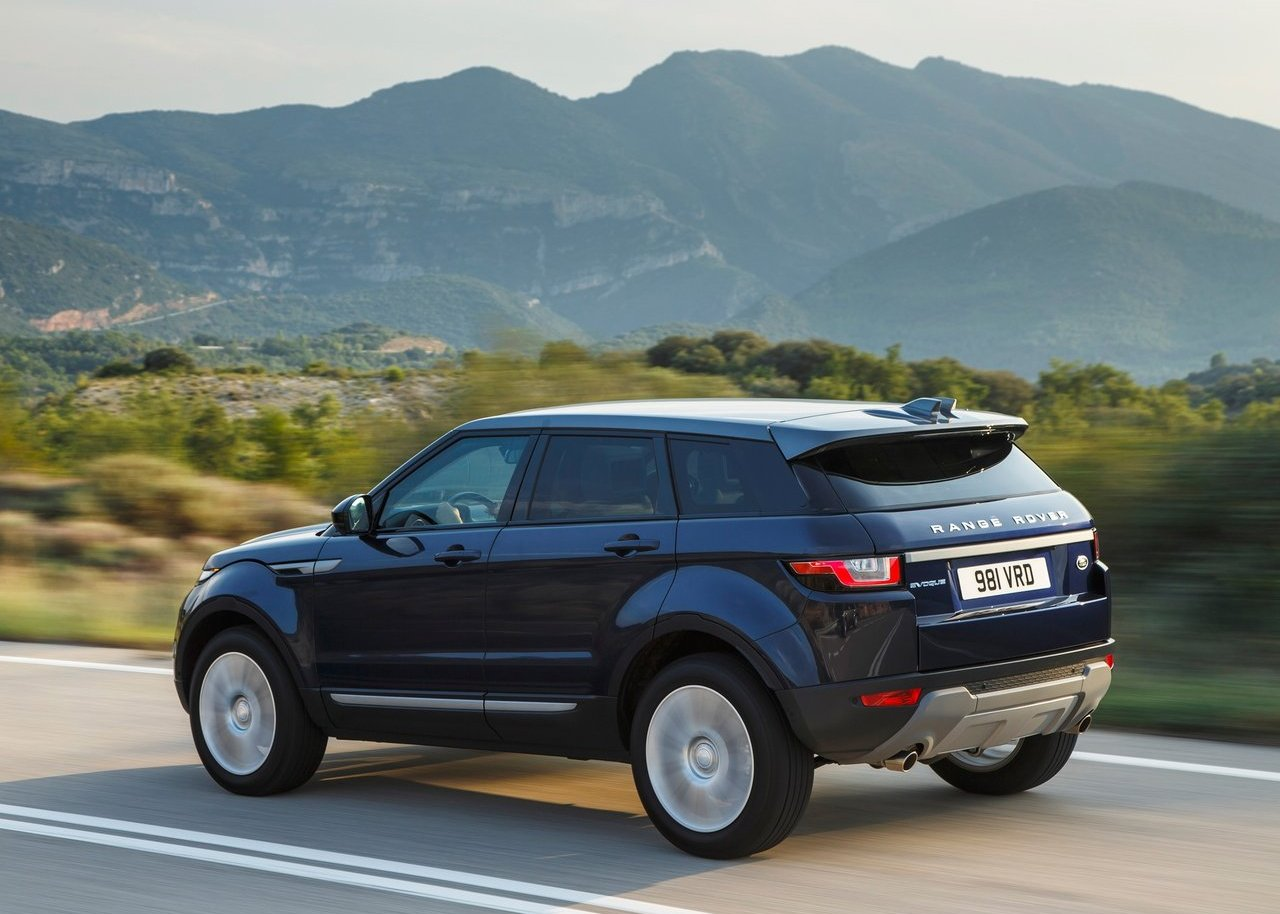 Specification of New Range Rover Evoque 2020