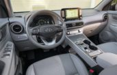 2019 Hyundai Kona EV Interior Features