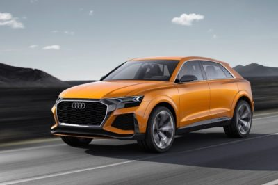 Read more about the article 2020 Audi Q4 (Q3 Sportback) – Specs, Price, Pictures