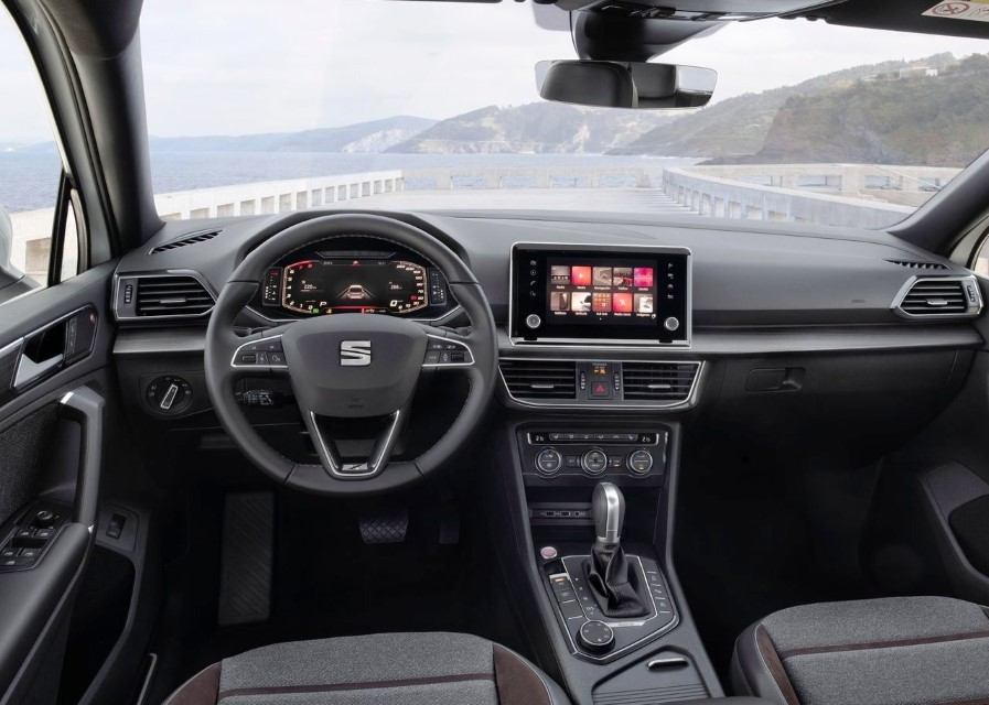 2020 Seat Tarraco Interior & Features